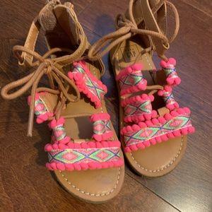 GAP Sandals girl size 9